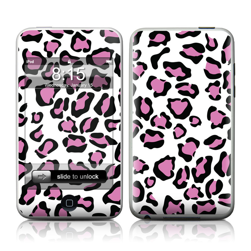 Leopard Love iPod touch Skin