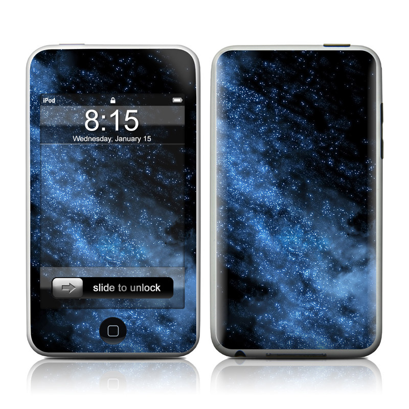 Milky Way iPod touch Skin