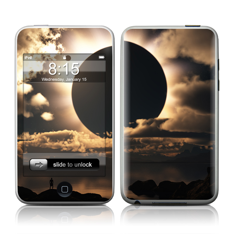 Moon Shadow iPod touch Skin