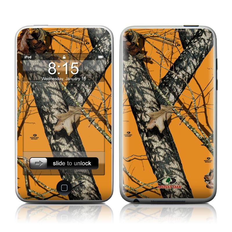 Blaze iPod touch Skin