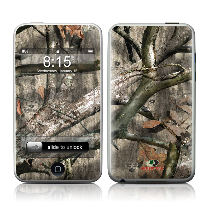 iPod touch 1st Gen Skin design of Tree, Branch, Plant, Woody plant, Trunk, Adaptation, Twig, Wood, Plant stem with black, gray, green, red colors