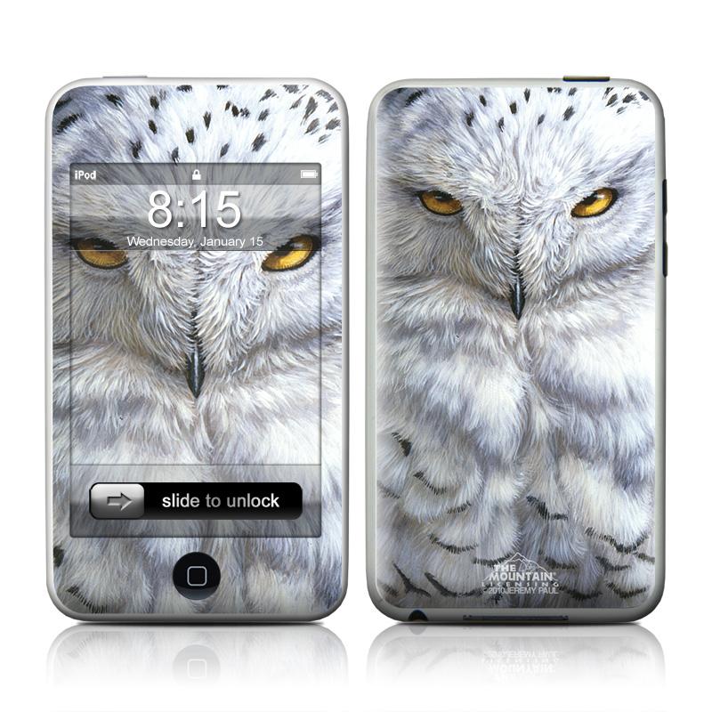 Snowy Owl iPod touch Skin