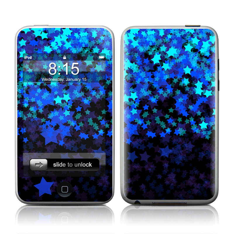 Stardust Winter iPod touch Skin