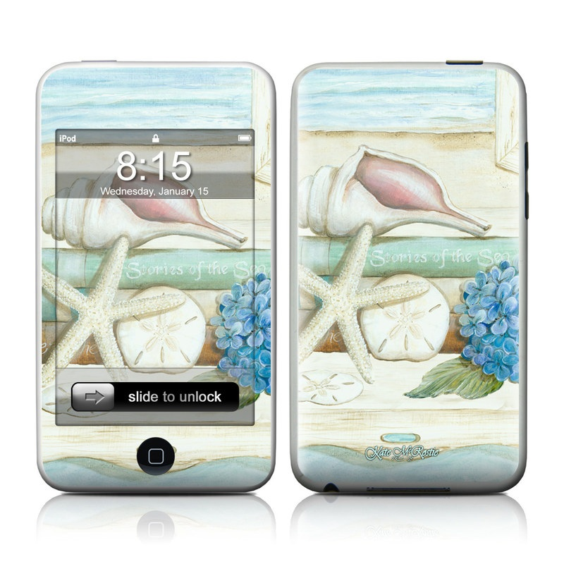 Stories of the Sea iPod touch Skin