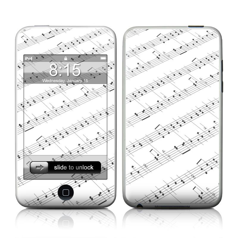 Symphonic iPod touch Skin