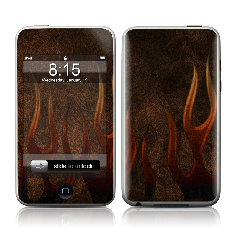 Temple of Doom iPod touch Skin