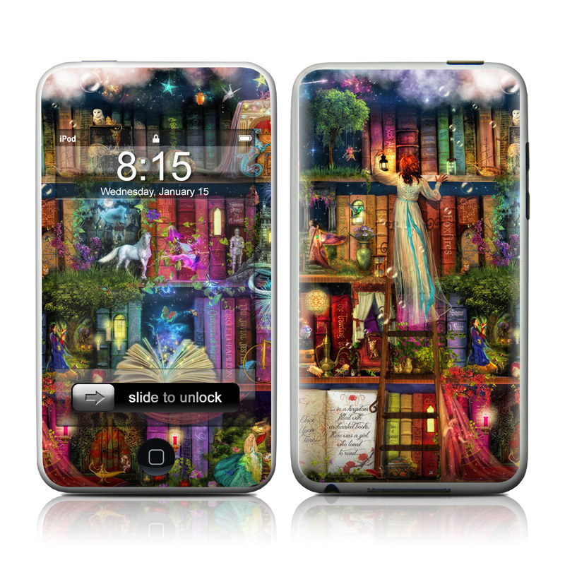 Treasure Hunt iPod touch Skin