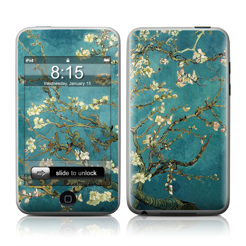 Blossoming Almond Tree iPod touch Skin