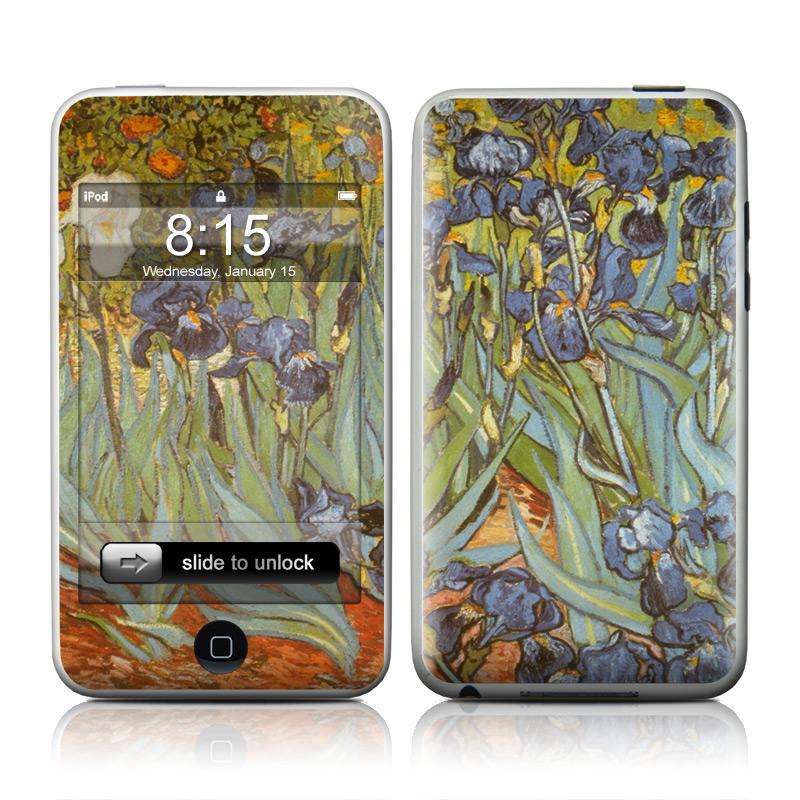 Van Gogh - Irises iPod touch Skin