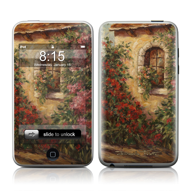 The Window iPod touch Skin