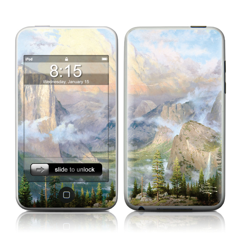 Yosemite Valley iPod touch Skin