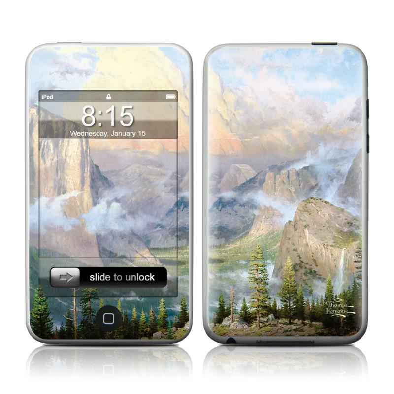 Yosemite Valley iPod touch Skin