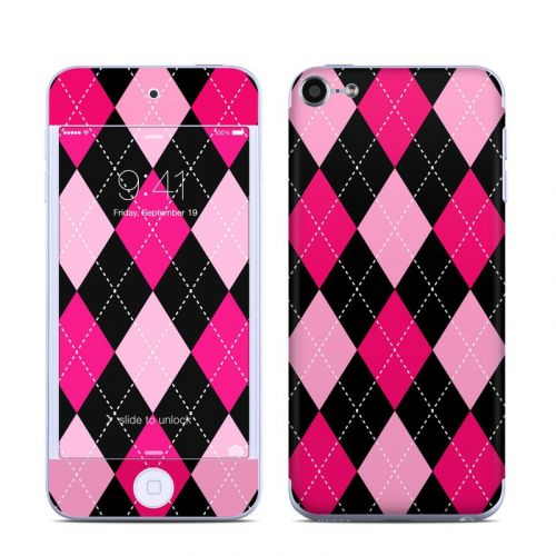 Argyle Style iPod touch 6th Gen Skin
