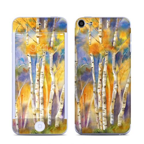 Aspens iPod touch 6th Gen Skin