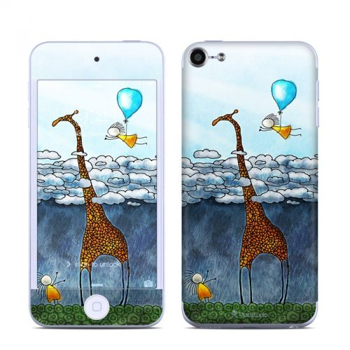 Above The Clouds iPod touch 6th Gen Skin