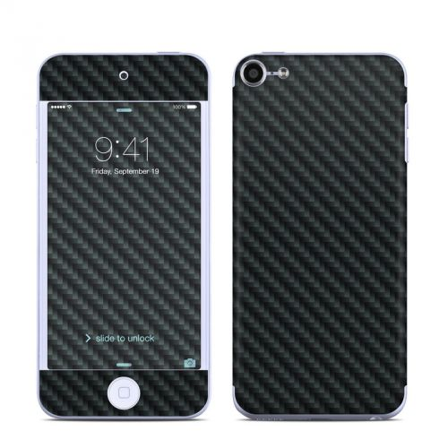 Carbon Fiber iPod touch 6th Gen Skin