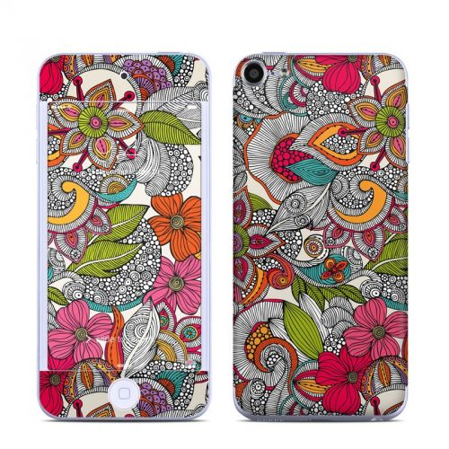 Doodles Color iPod touch 6th Gen Skin