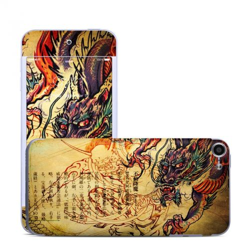 Dragon Legend iPod touch 6th Gen Skin