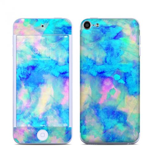 Electrify Ice Blue iPod touch 6th Gen Skin