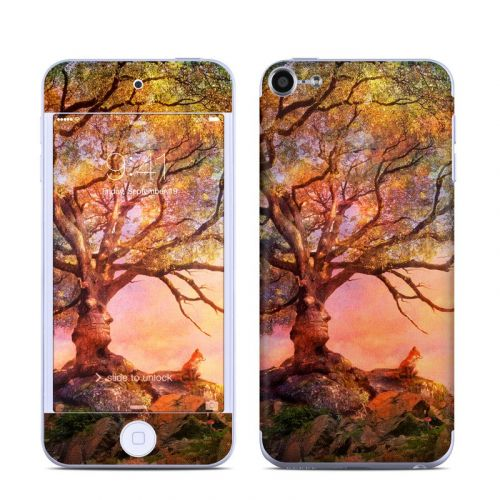 Fox Sunset iPod touch 6th Gen Skin