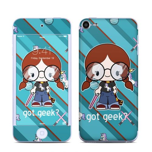 Got Geek iPod touch 6th Gen Skin