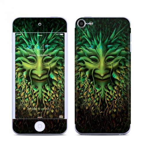 Greenman iPod touch 6th Gen Skin