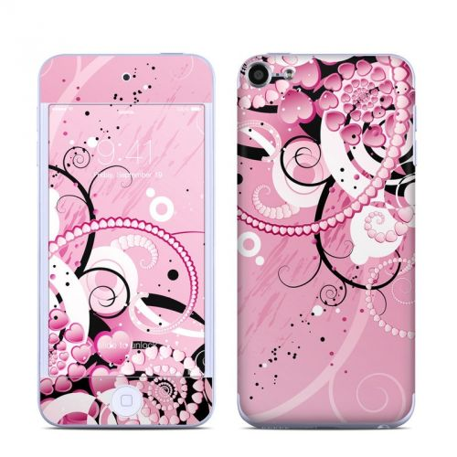 Her Abstraction iPod touch 6th Gen Skin