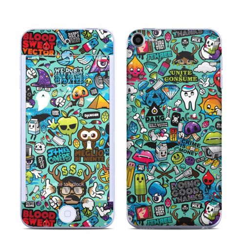 Jewel Thief iPod touch 6th Gen Skin
