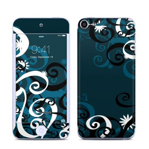 Midnight Garden iPod touch 6th Gen Skin