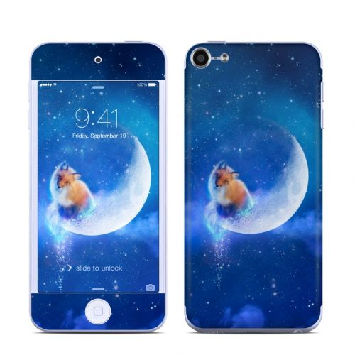 Moon Fox iPod touch 6th Gen Skin