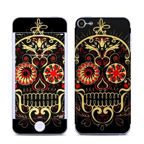 Muerte iPod touch 6th Gen Skin