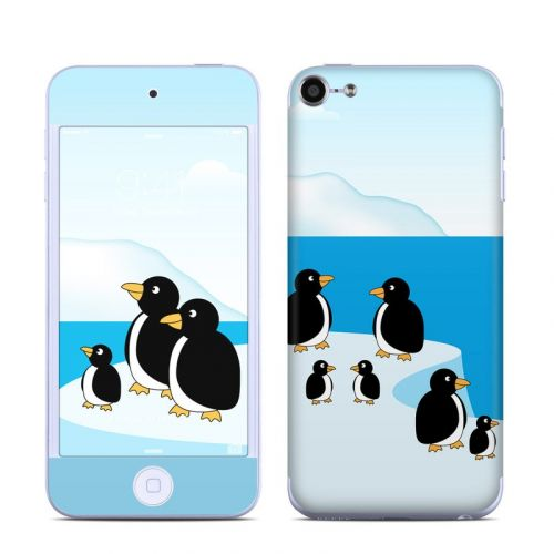 Penguins iPod touch 6th Gen Skin