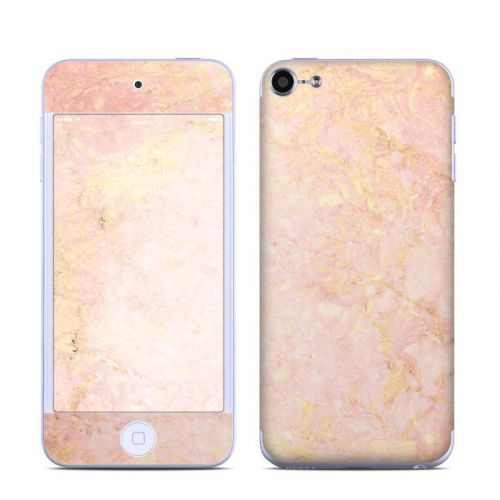 Rose Gold Marble iPod touch 6th Gen Skin