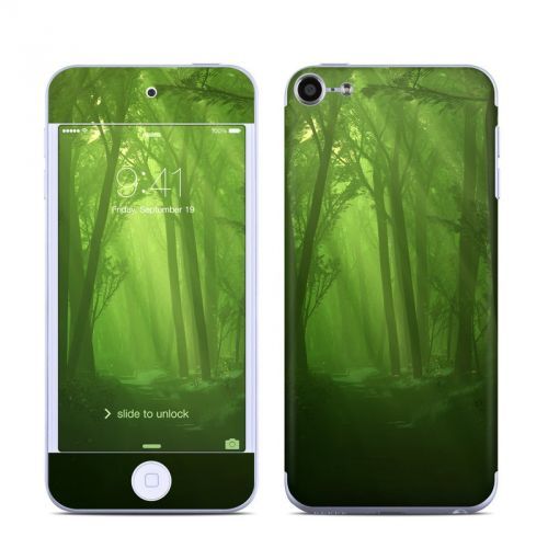Spring Wood iPod touch 6th Gen Skin