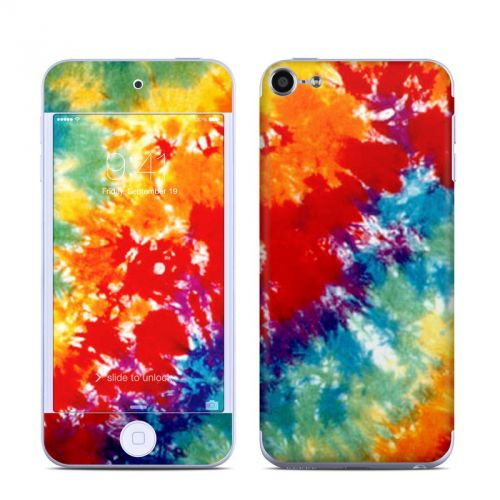 Tie Dyed iPod touch 6th Gen Skin