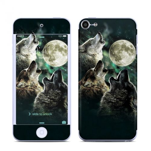Three Wolf Moon iPod touch 6th Gen Skin