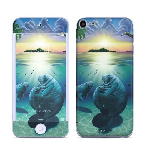 Underwater Embrace iPod touch 6th Gen Skin
