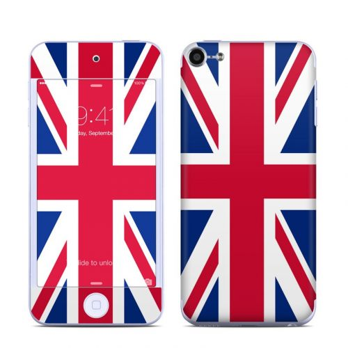 Union Jack iPod touch 6th Gen Skin