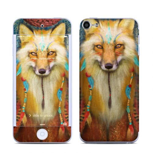 Wise Fox iPod touch 6th Gen Skin