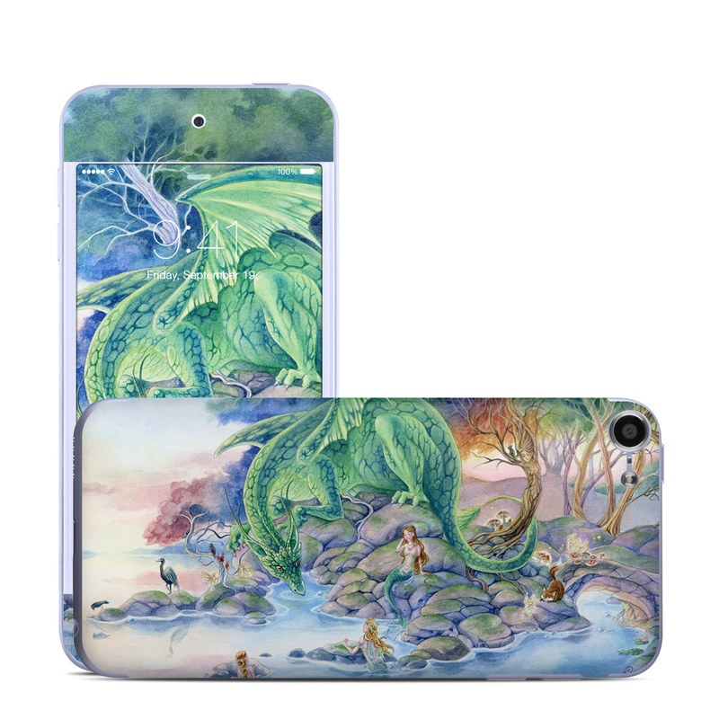 Of Air And Sea iPod touch 6th Gen Skin