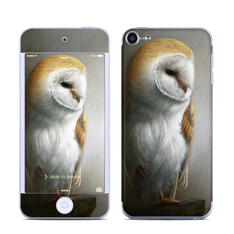 Barn Owl iPod touch 6th Gen Skin