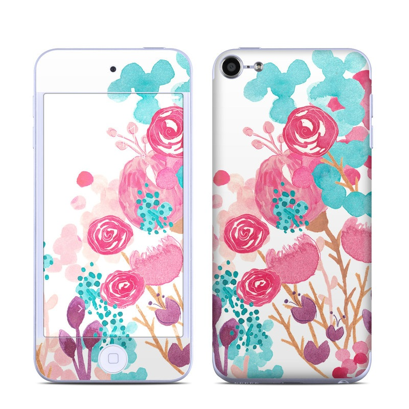 Blush Blossoms iPod touch 6th Gen Skin