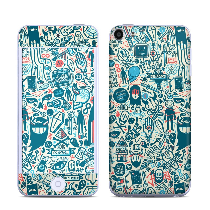 Committee iPod touch 6th Gen Skin