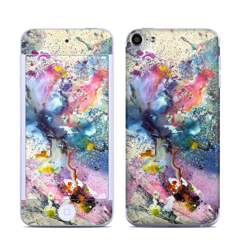 Cosmic Flower iPod touch 6th Gen Skin