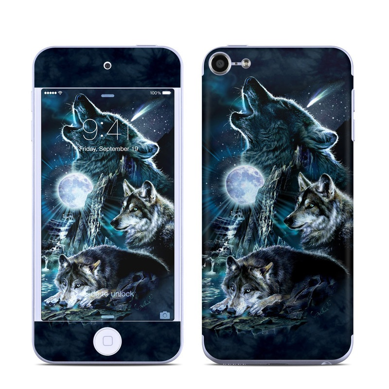 Howling iPod touch 6th Gen Skin