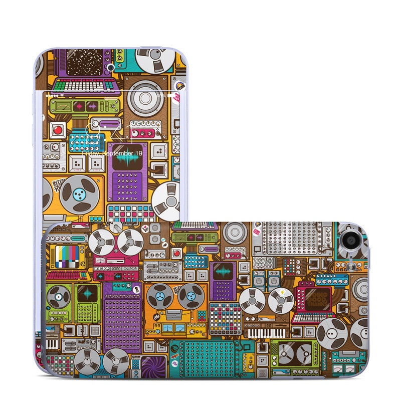 In My Pocket iPod touch 6th Gen Skin