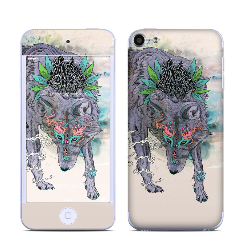 Journeying Spirit iPod touch 6th Gen Skin