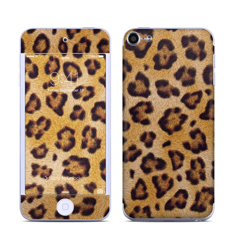 Leopard Spots iPod touch 6th Gen Skin