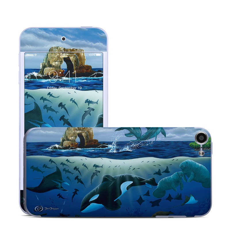 Oceans For Youth iPod touch 6th Gen Skin