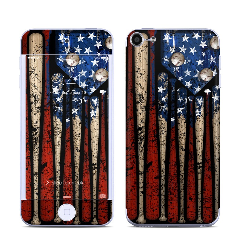 Old Glory iPod touch 6th Gen Skin